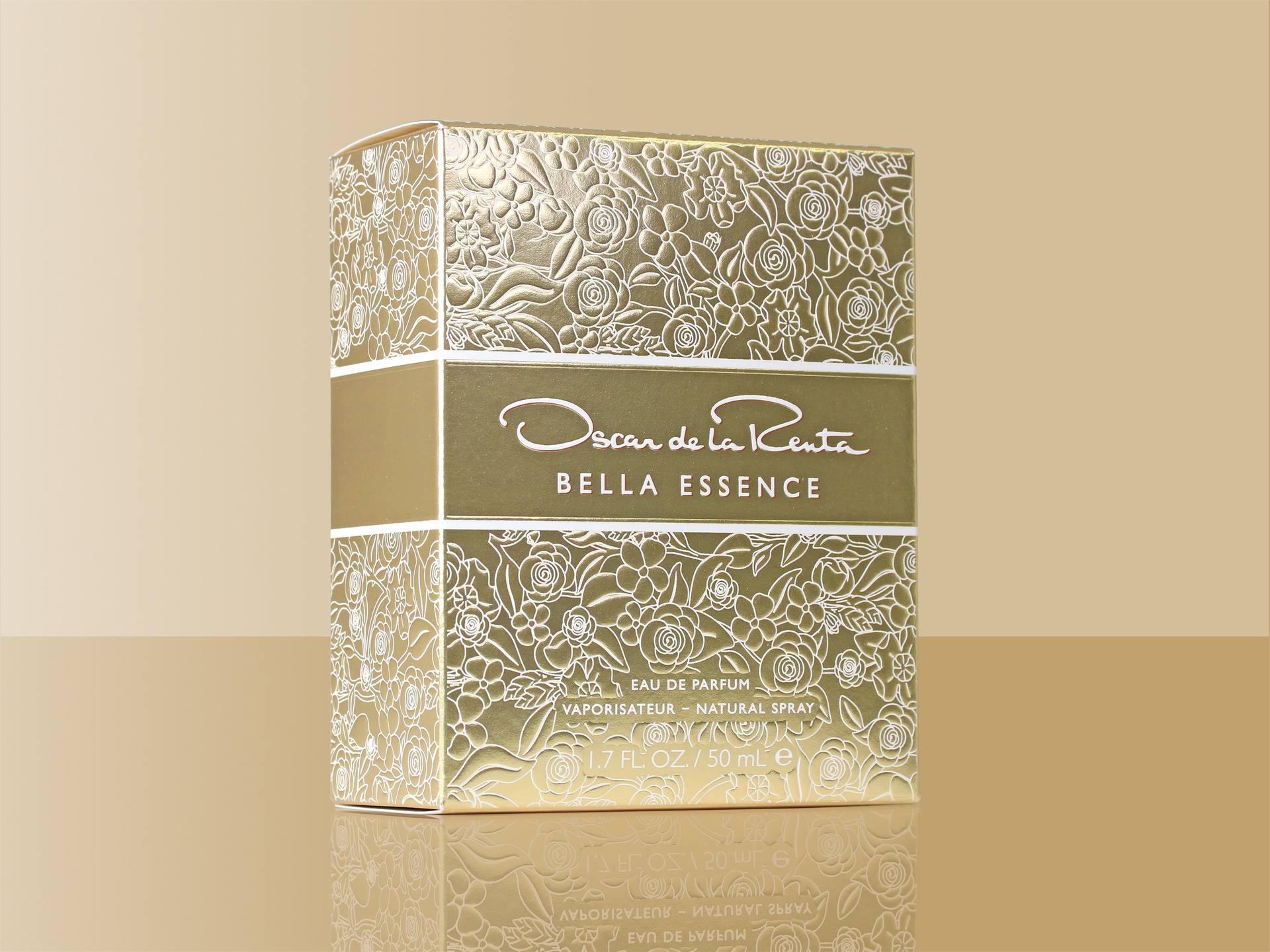 Oscar de la Renta Bella Essence packaging