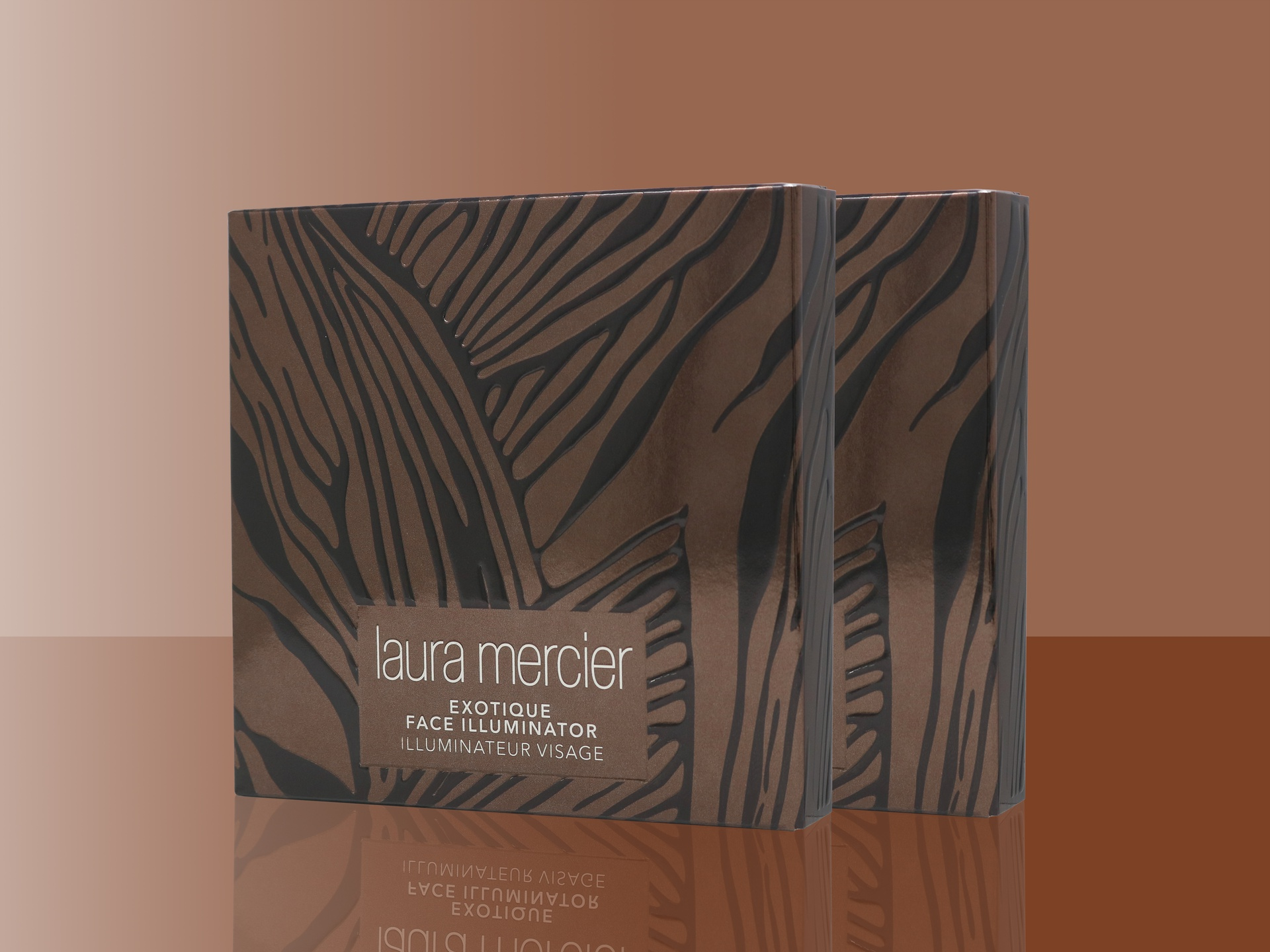 Laura Mercier's Exotique Face Illuminator packaging